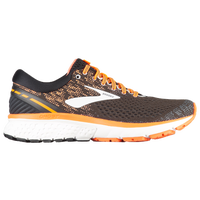 Brooks Ghost 11 - Men's - Black / Orange