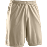 "Under Armour Team Coaches 9.5"" Shorts - Men's - Tan / Tan"