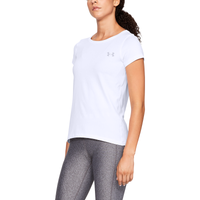 Under Armour Armour Shortsleeve - Women's - White