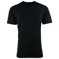 Augusta Sportswear Team Heather Training T-Shirt - Men's - All Black / Black