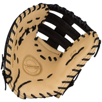 Under Armour Genuine Pro First Base Mitt - Black / Tan