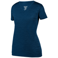 Augusta Sportswear Team Heather Training T-Shirt - Women's - Navy / Navy
