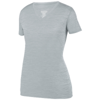 Augusta Sportswear Team Heather Training T-Shirt - Women's - Silver / Silver