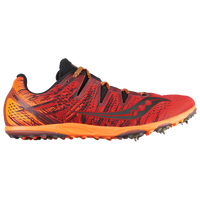 Saucony Carrera XC3 Spike - Men's - Red / Orange