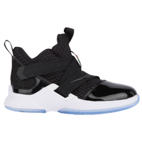 Nike LeBron Soldier XII SFG - Boys' Preschool -  Lebron James - Black