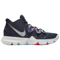 Nike Kyrie 5 - Men's -  Kyrie Irving - Navy / Multicolor