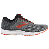 Brooks Revel 2 - Men's - Grey / Orange