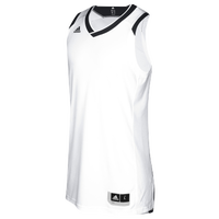 adidas Team Crazy Explosive Jersey - Men's - White / Black