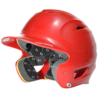 Under Armour Batting Helmet - Red / Grey