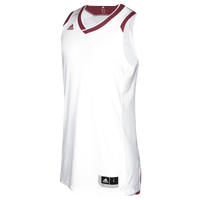 adidas Team Crazy Explosive Jersey - Men's - White / Maroon