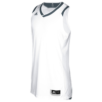 adidas Team Crazy Explosive Jersey - Men's - White / Grey