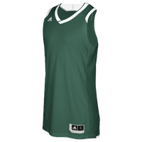 adidas Team Crazy Explosive Jersey - Men's - Dark Green / White