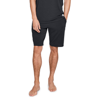 Under Armour Recovery Sleepwear Shorts - Men's - Black