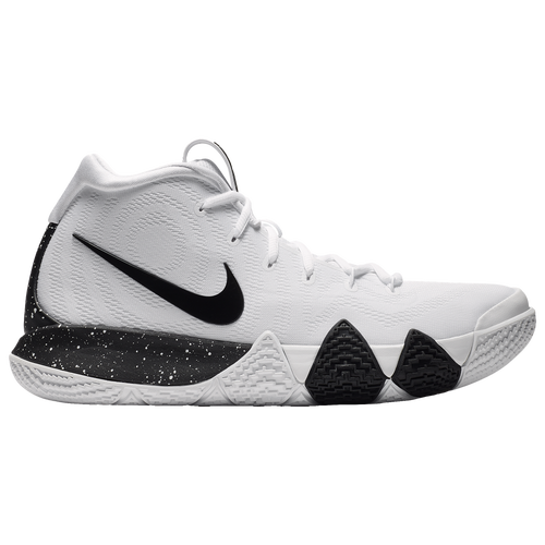 ab9cbdf20efd ... inexpensive nike kyrie 4 mens basketball shoes kyrie irving white black  17250 4a57e