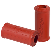 Harbinger Big Grip Bar Grips - Men's - Red