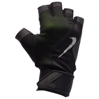 Nike Premium Fitness Gloves - Men's - Black / Light Green