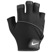 Nike Womens Gym Elemental Fitness Gloves - Women's - Black