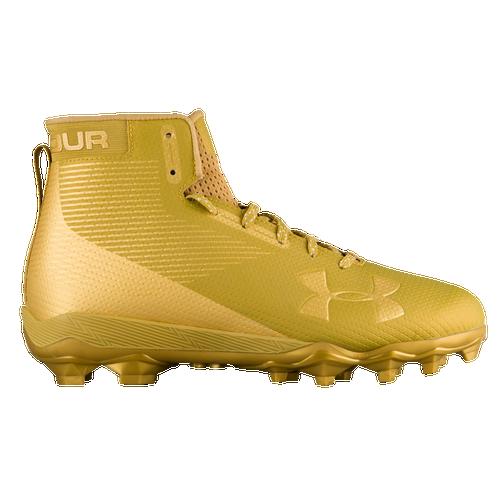 44a3cc58d13e Under Armour Hammer MC - Men s - Football - Shoes - Gold Rush Gold Rush ...