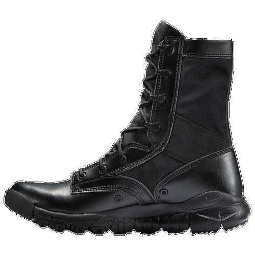 Nike SFB Training Boots - Men's - All Black / Black