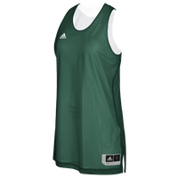 adidas Team Crazy Explosive Reversbile Jersey - Women's - Dark Green / White