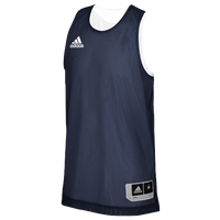 adidas Team Crazy Explosive Reversible Jersey - Boys' Grade School - Navy / White