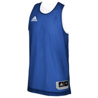 adidas Team Crazy Explosive Reversible Jersey - Boys' Grade School - Blue / White