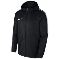 Nike Team Dry Park Jacket - Women's - Black / White