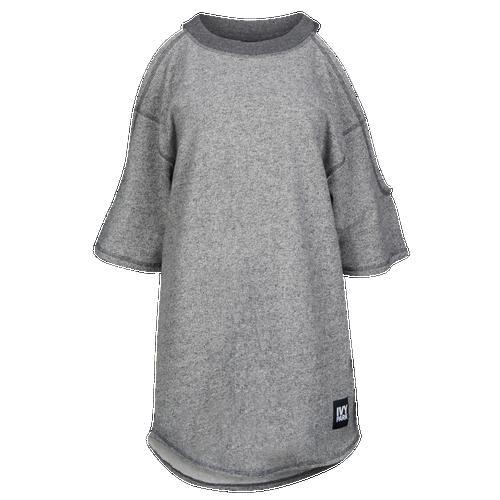 Ivy park raw edge cold shoulder t shirt women 39 s casual for Raw edge t shirt women s