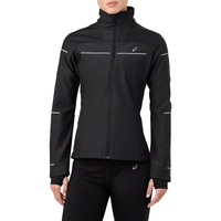 ASICS® Lite-Show Winter Jacket - Women's - All Black / Black