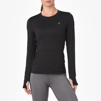 ASICS® Thermopolis Plus Long Sleeve Top - Women's - Black