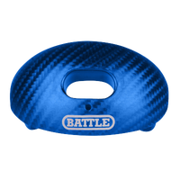 Battle Sports Oxygen Mouthguard - Adult - Blue / Blue