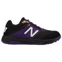 New Balance 3000v4 Turf - Men's - Black / Purple