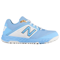 New Balance 3000v4 Turf - Men's - Light Blue / White