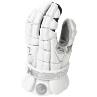 Maverik Lacrosse M4 Glove - Men's - White / Black