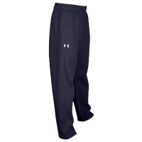 Under Armour Team Hustle Fleece Pants - Men's - Navy / Navy
