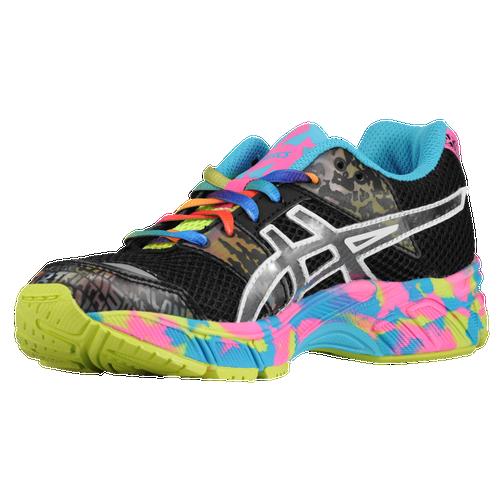 save off 6dd42 d4c7d ... spain asics gel noosa tri 8 girls grade school running shoes black onyx  confetti 1a039 12777