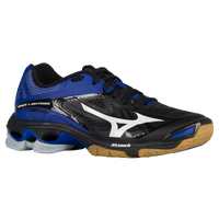 Mizuno Wave Lightning Z2 - Women's - Black / Blue