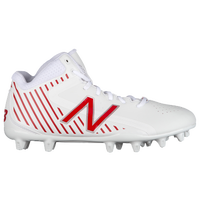 New Balance Rush MID - Men's - White / Red