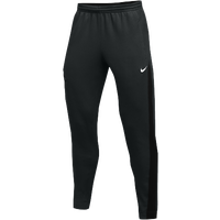 Nike Team Dry Showtime Pants - Men's - Black / White