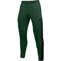 Nike Team Dry Showtime Pants - Men's - Dark Green / Black