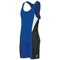 ASICS® Legit Wrestling Singlet - Men's - Blue / Black