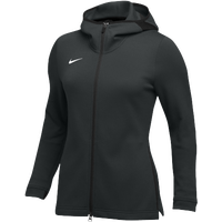 Nike Team Dry Showtime Full-Zip Hoodie - Women's - Black / White
