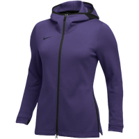 Nike Team Dry Showtime Full-Zip Hoodie - Women's - Purple