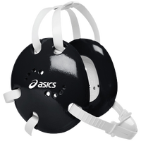 ASICS® Snap Down Earguard - Men's - Black / White