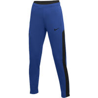 Nike Team Dry Showtime Pants - Women's - Blue / Black