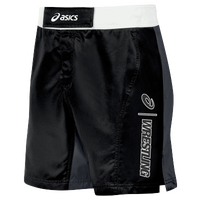 ASICS® Feud Wrestling Shorts - Men's - Black / Grey