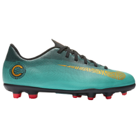 Nike Mercurial Vapor 12 Club MG - Boys' Grade School -  Christiano Ronaldo - Aqua / Black