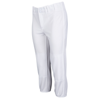 RIP-IT Classic Softball Pants - Women's - All White / White