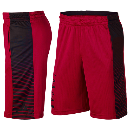 Jordan Game Shorts - Men's Basketball - Gym Red/Black 31334687
