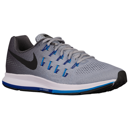 Nike Air Zoom Pegasus 33 - Men's - Running - Shoes - Wolf Grey/Blue  Glow/Concord/Black